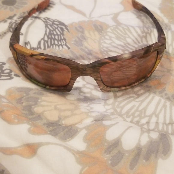 3ba0eee7c32 Mens camo turbine oakley sunglasses
